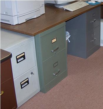 2 Drawer Upright File Cabinet... Office Equipment Sale , Geneva ...