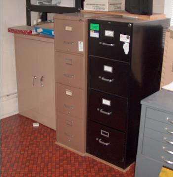 4 Drawer Upright File Cabinet... Office Equipment Sale , Geneva ...